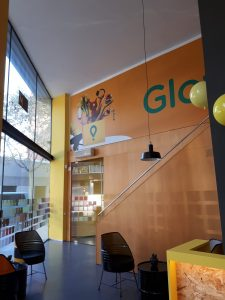 Glovo office in Barcelona