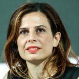 Headshot of Francesca Bria - Barcelona's chief digital officer