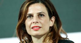 Headshot of Francesca Bria - Barcelona's chief digital officer