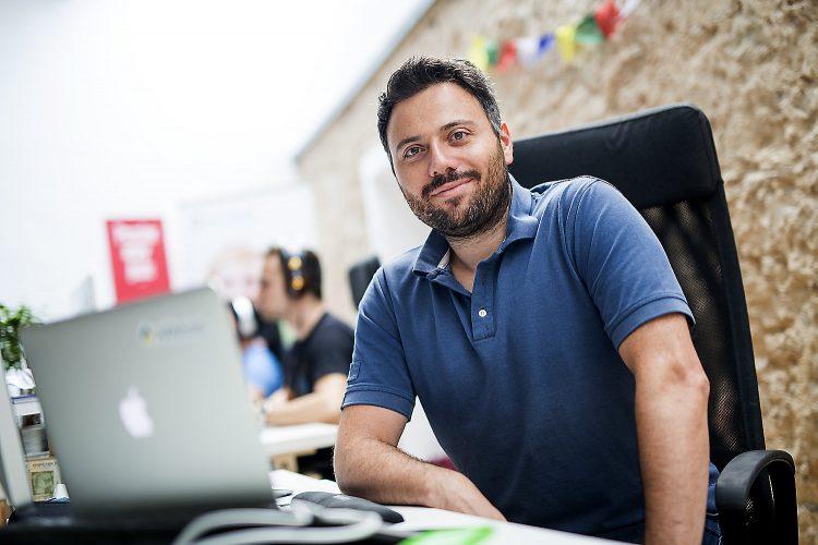 Avi Meir TravelPerk CEO Barcelona