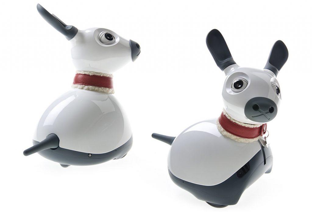 Consequential Robotics has developed the rabbit-like MiRo.