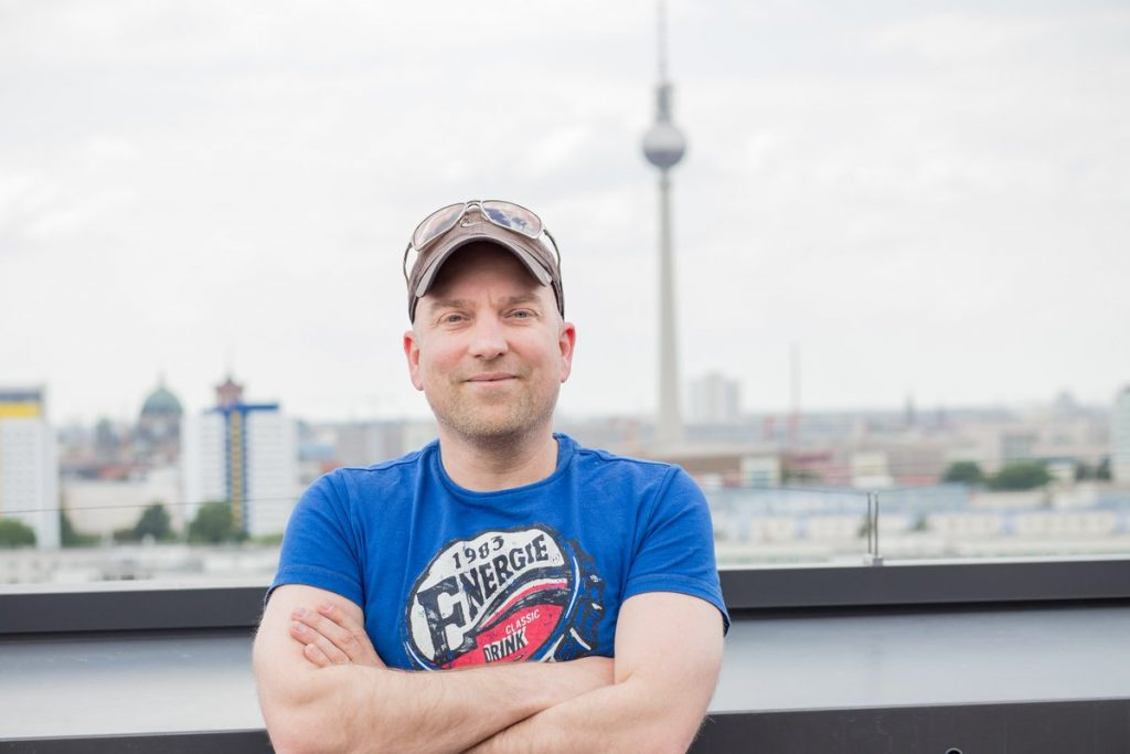 Jens Hilgers, eSports investors and cofounder at Dojo Madness. Credit: Dojo Madness.