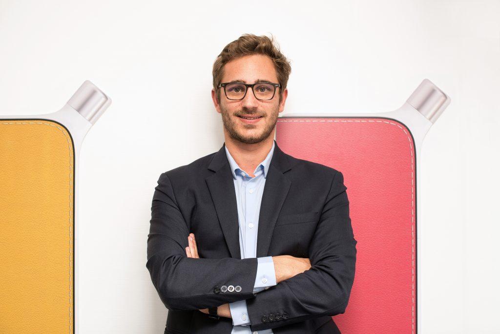 Enovap founder Alexandre Scheck.