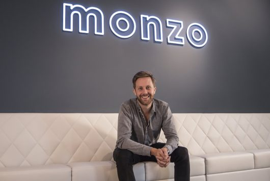 Monzo cofounder Tom Blomfield stepping down as CEO
