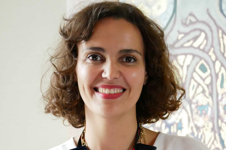 Loubna Bouarfa, founder Okra. Credit: Okra.