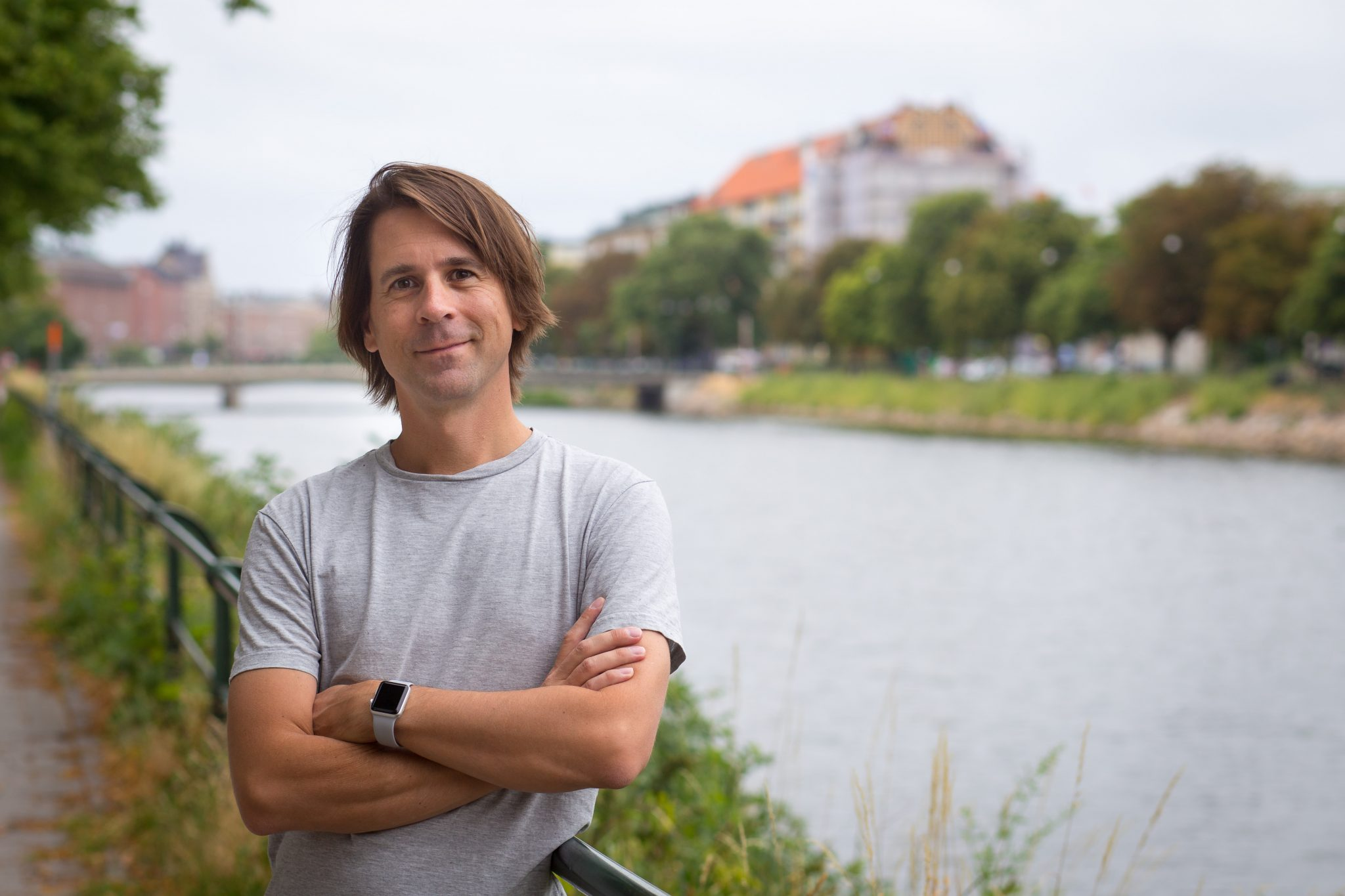 Image of Jan Erik Solem, the Chief Executive and cofounder of Mapillary