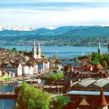 Zurich. Credit: CC/Flickr/ MadGeographer