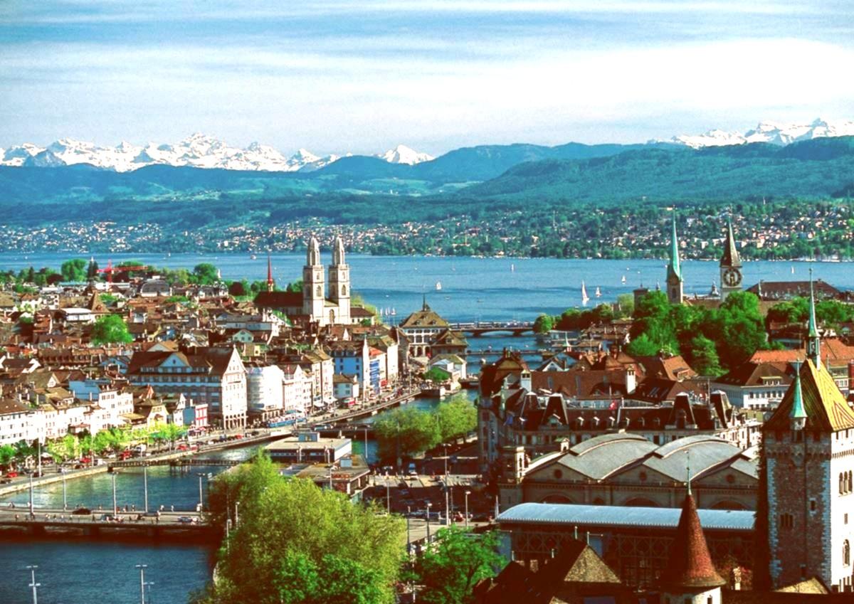 Zurich dating scene er tinder en legit datingside