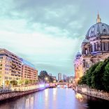 Picture of the Berlin cathedral