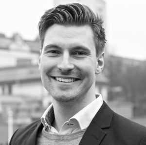 Erik Gatenholm, Cellink founder