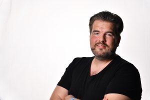Kari Thor Runarsson, co-founder of Authenteq