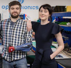 Samantha Payne, Open Bionics co-founder