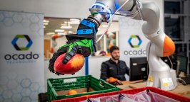 Ocado's picking and packing arm