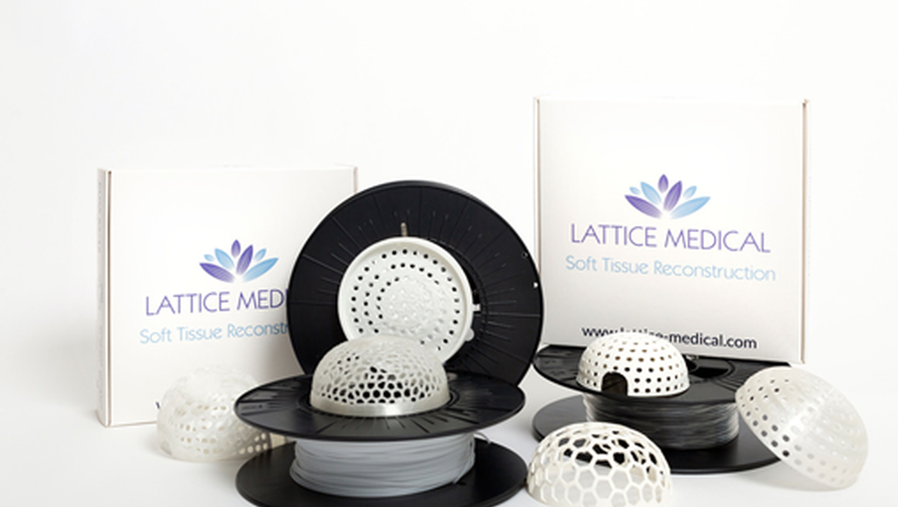 Lattice Medical's early prototypes.