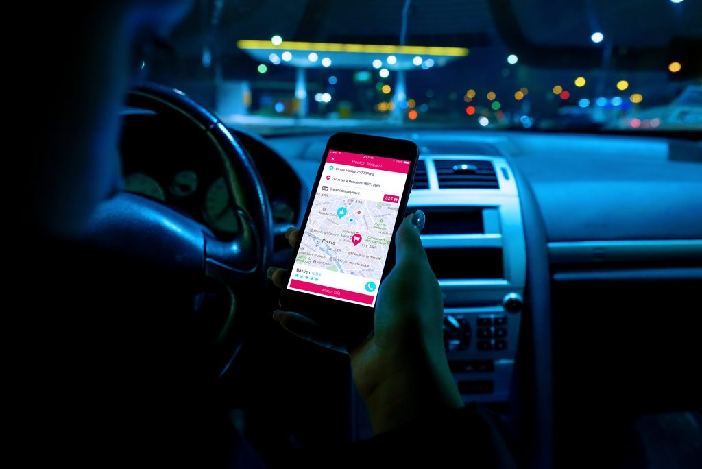Heetch attracts drivers by giving them a bigger share of fares