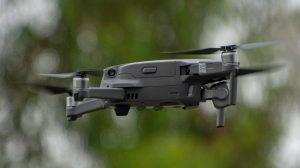 The DJI Mavic Drone
