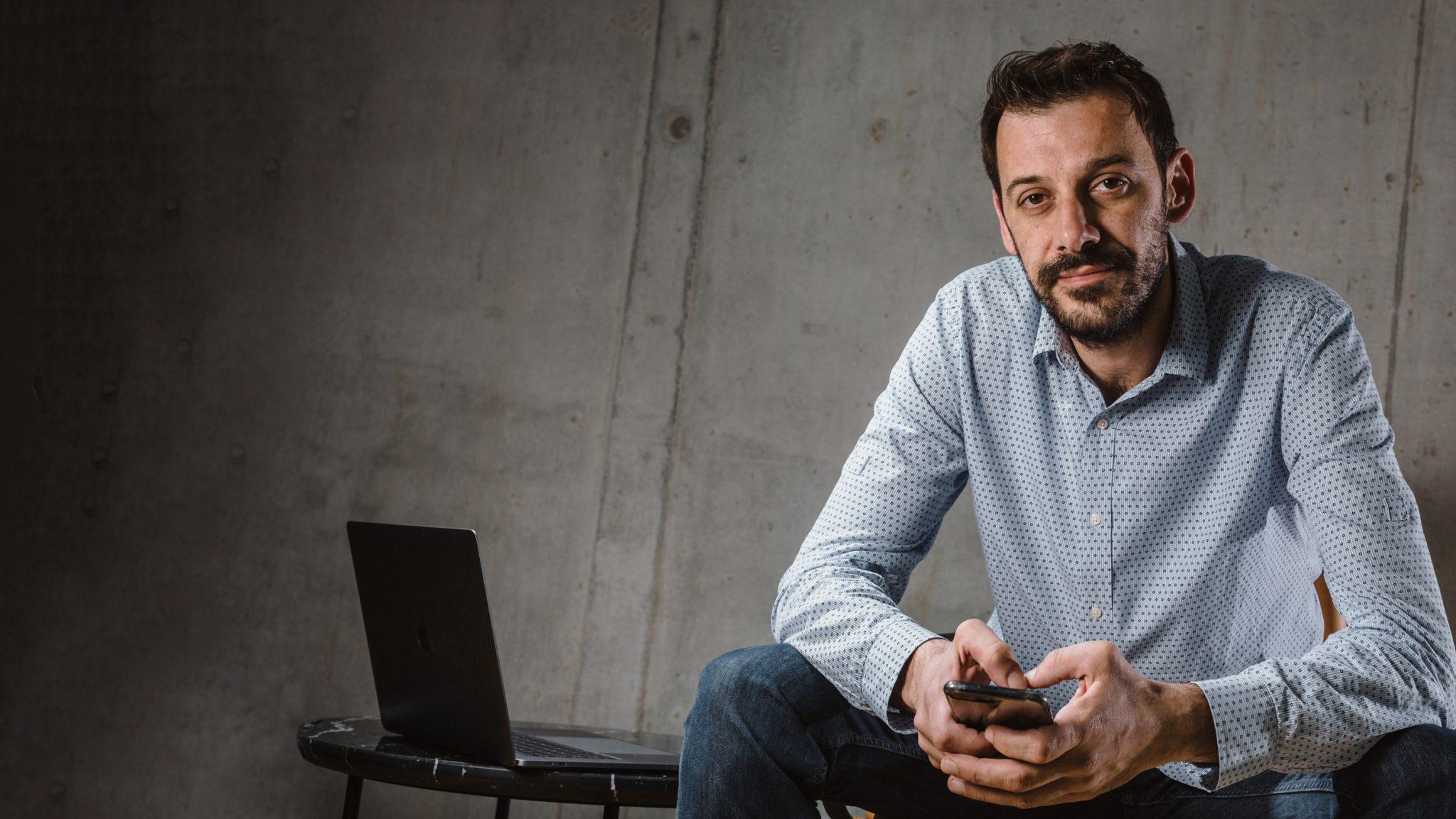 Silvio Kutic, CEO of Infobip