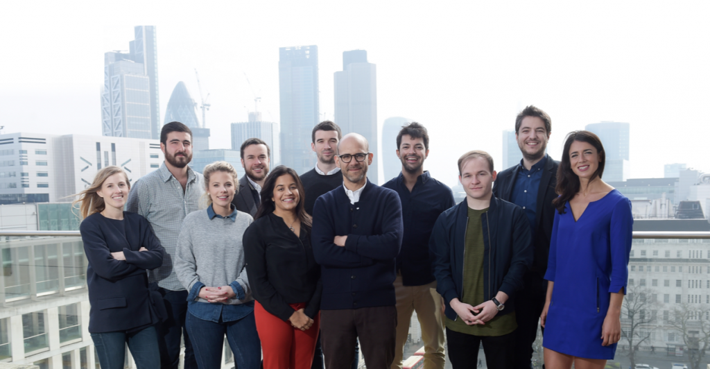 Photo of The Seedcamp team.