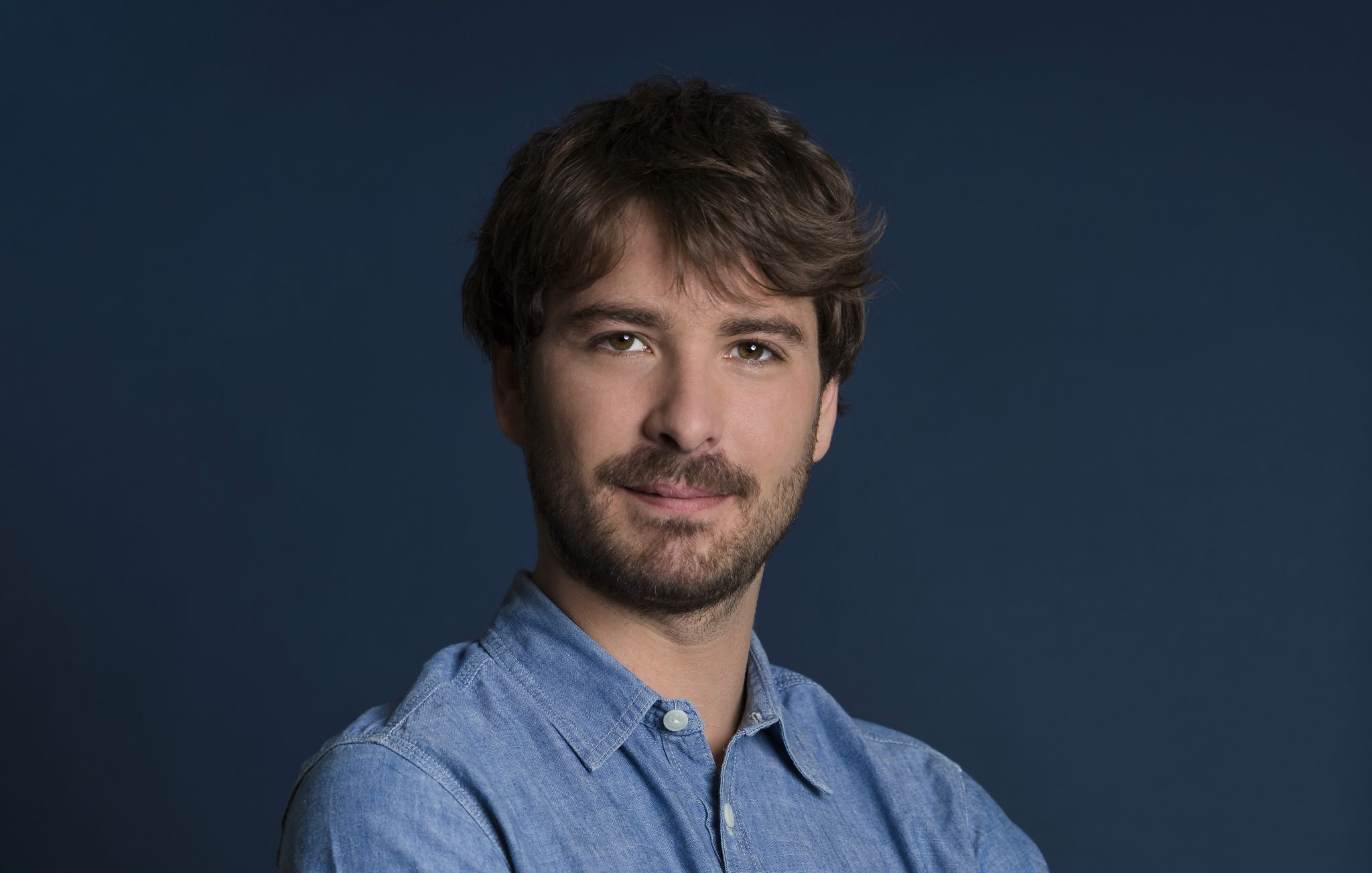 Photo of Paul Guillemin, CEO and cofounder of Fretlink.