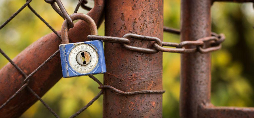 Founder shares locked up