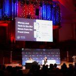 Photo of Startup Grind Europe, held in London in June.
