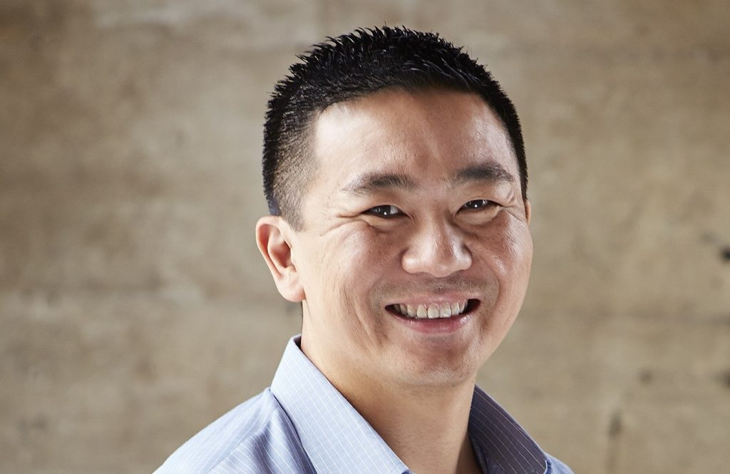 Kenneth Lin, founder and CEO of Credit Karma
