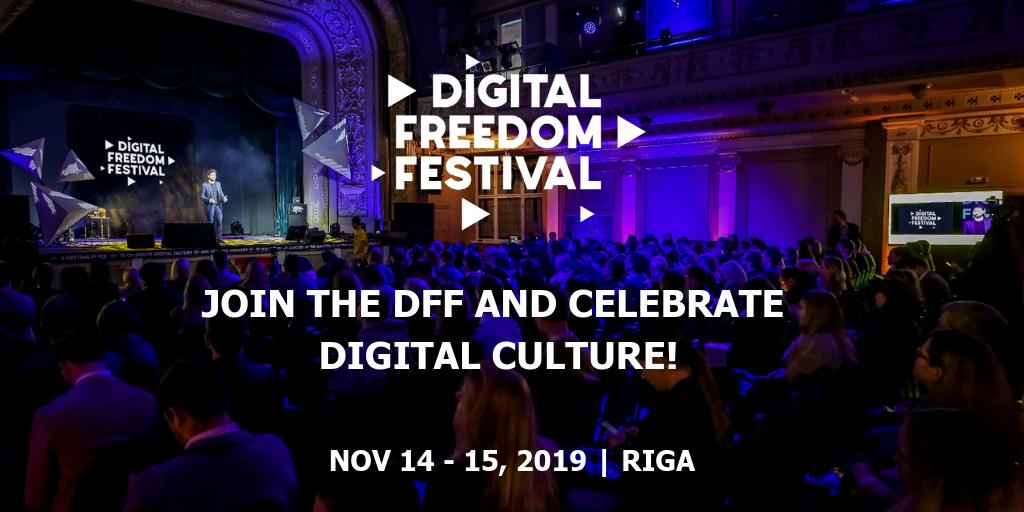 Digital Freedom Festival header image'