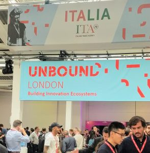 Italian Trade Agency at Unbound London