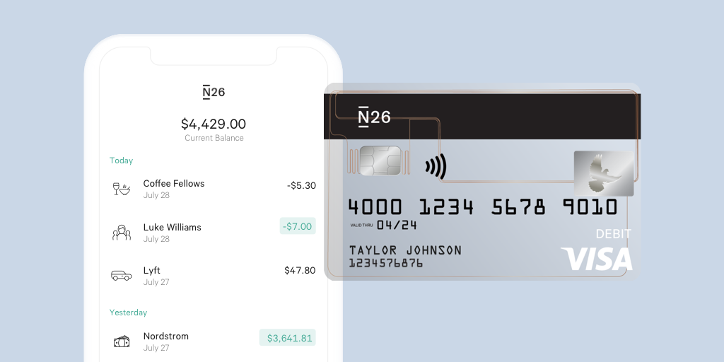 N26 hits a $3 5bn valuation — but can it break into the US