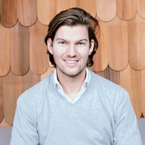 Photo of Valentin Stalf, CEO and cofounder of N26.