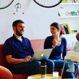 Coworking with childcare at The Village, Switzerland.