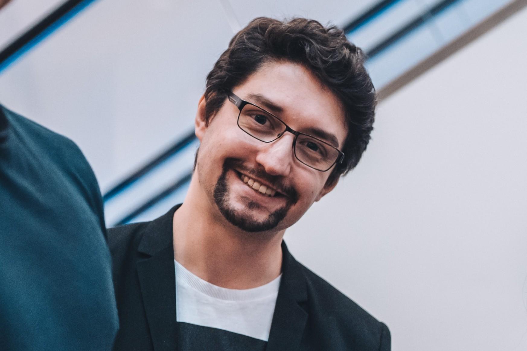 Nanovery founder Jerzy Kozyra