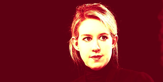"Theranos founder Elizabeth Holmes. Credit: ""Fortune Most Powerful Women 2014"" by Fortune Most Powerful Women is licensed under CC BY-NC-ND 2.0"