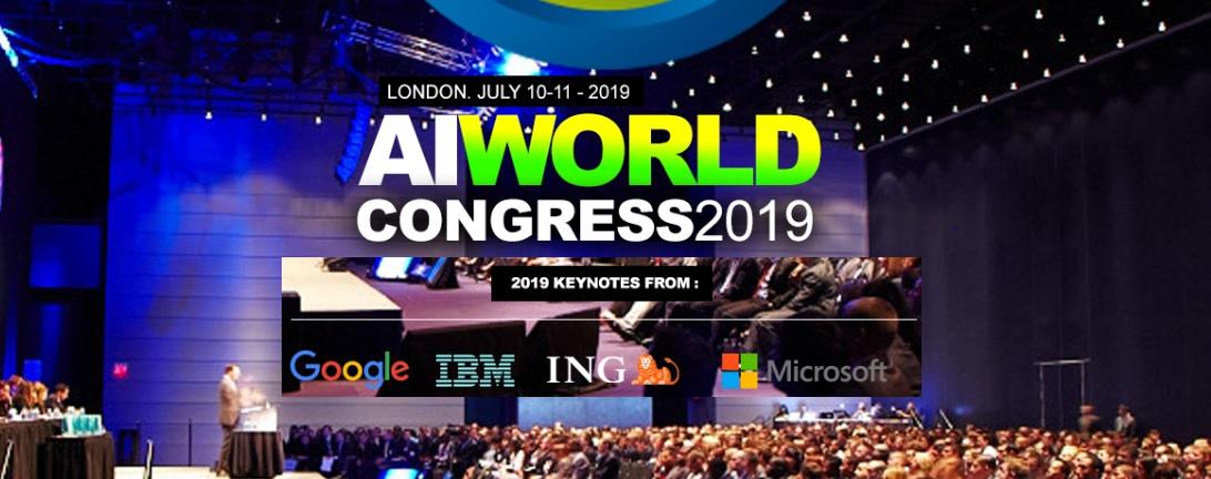 AI World Congress header image'