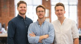 Thriva founder Hamish Grierson thinks blood test kits can help solve preventative health.