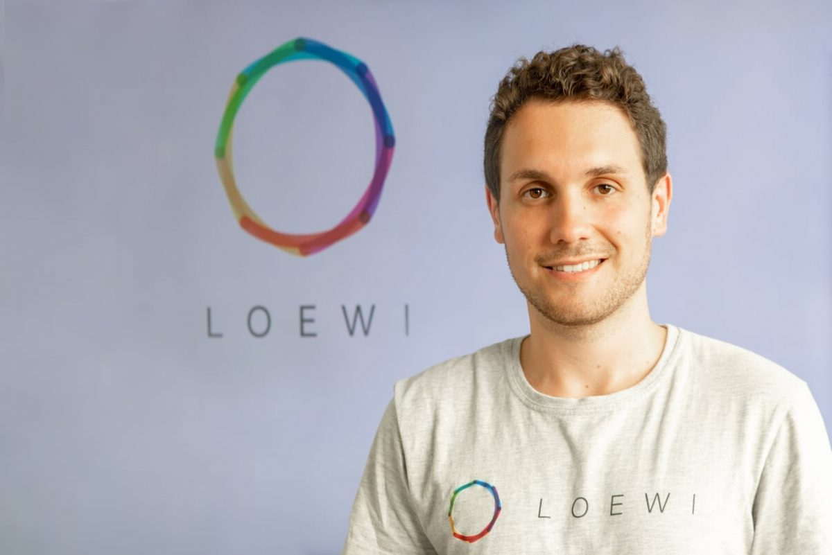 Loewi cofounder Adrian Kapsalis