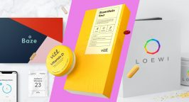 Personalised vitamin packs like Vitl, Baze and Loewi.