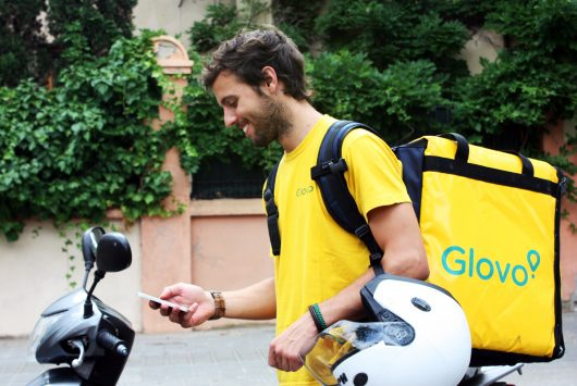Glovo Delivery Hero
