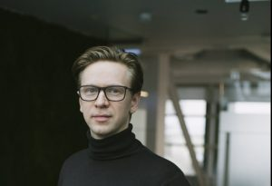 Photo of Dmitri Luchin, who is leading expansion into food delivery in eastern Europe for Bolt.