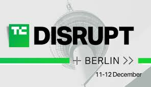 Disrupt Berlin 2019 header image'
