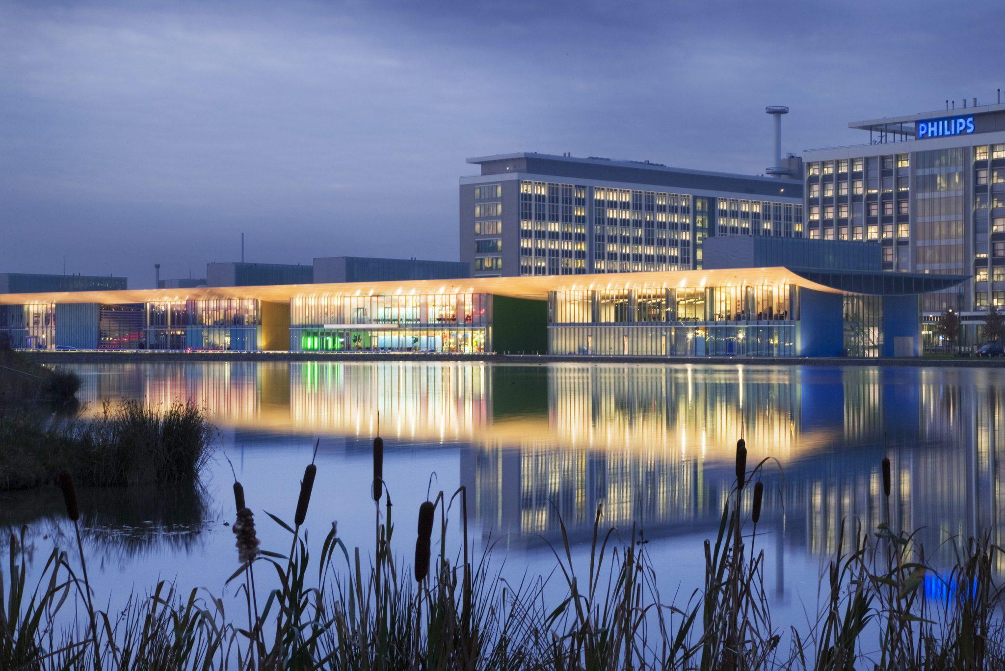 High Tech Campus, The Netherlands. Credit: High Tech Campus / Bron-Norbert-van-Onna