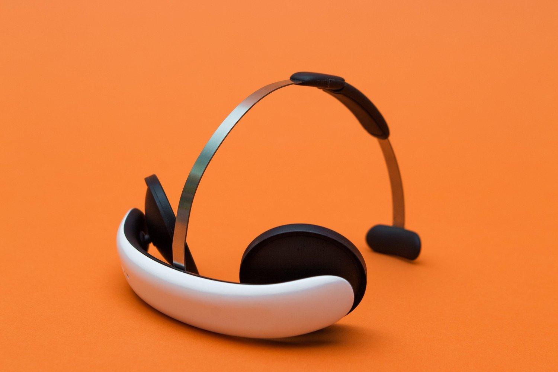 Flow Neuroscience headset for depression.