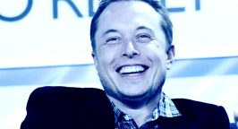 Elon Musk, founder of brain tech biohacking startup Neuralink.