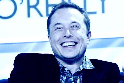 Elon Musk, founder of brain tech biohacking startup Neuralink.