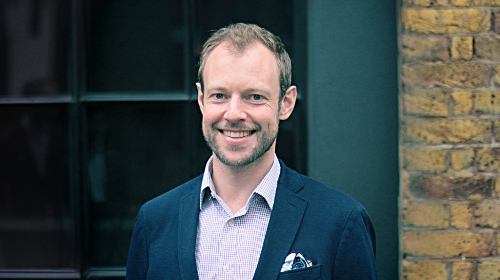 James Smith, co-founder and CEO of Elliptic