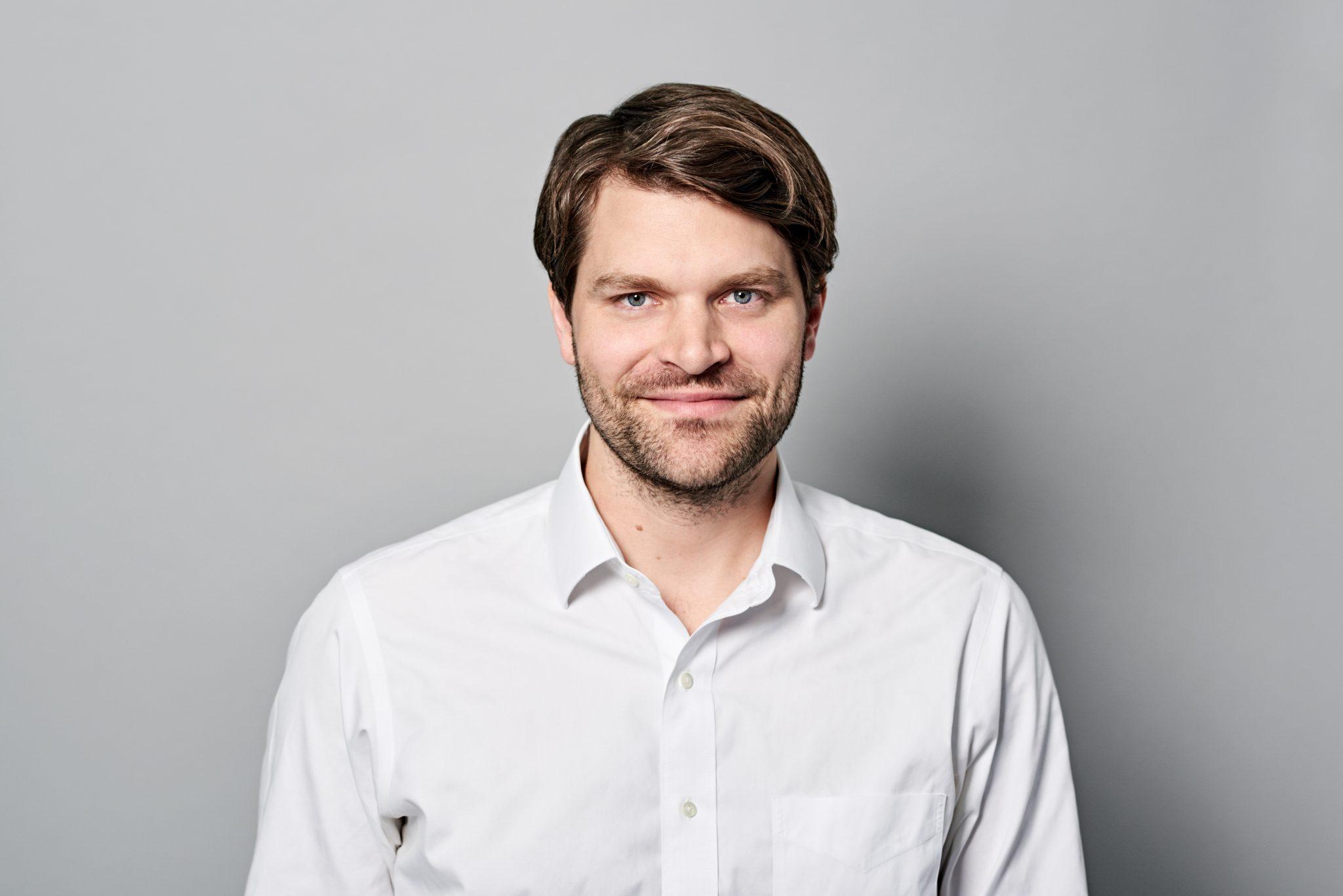 Photo of Anton Waitz investor at Project A.