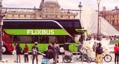 FlixBus in Paris