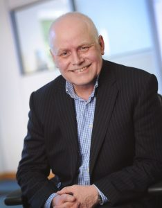 Martin Frost, founder CRM Surgical.