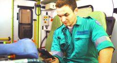 Visionable 5G smart ambulance.