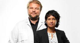 Magnus Nyhlén and Charlotta Tönsgård, Min Doktor